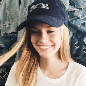 Brandy Melville 'New York' Hat!
